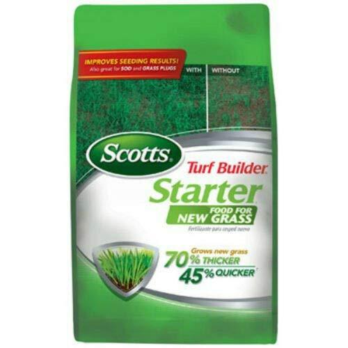Scotts 21701 Turf Builder Starter Food for New Grass, 1000 Sqft