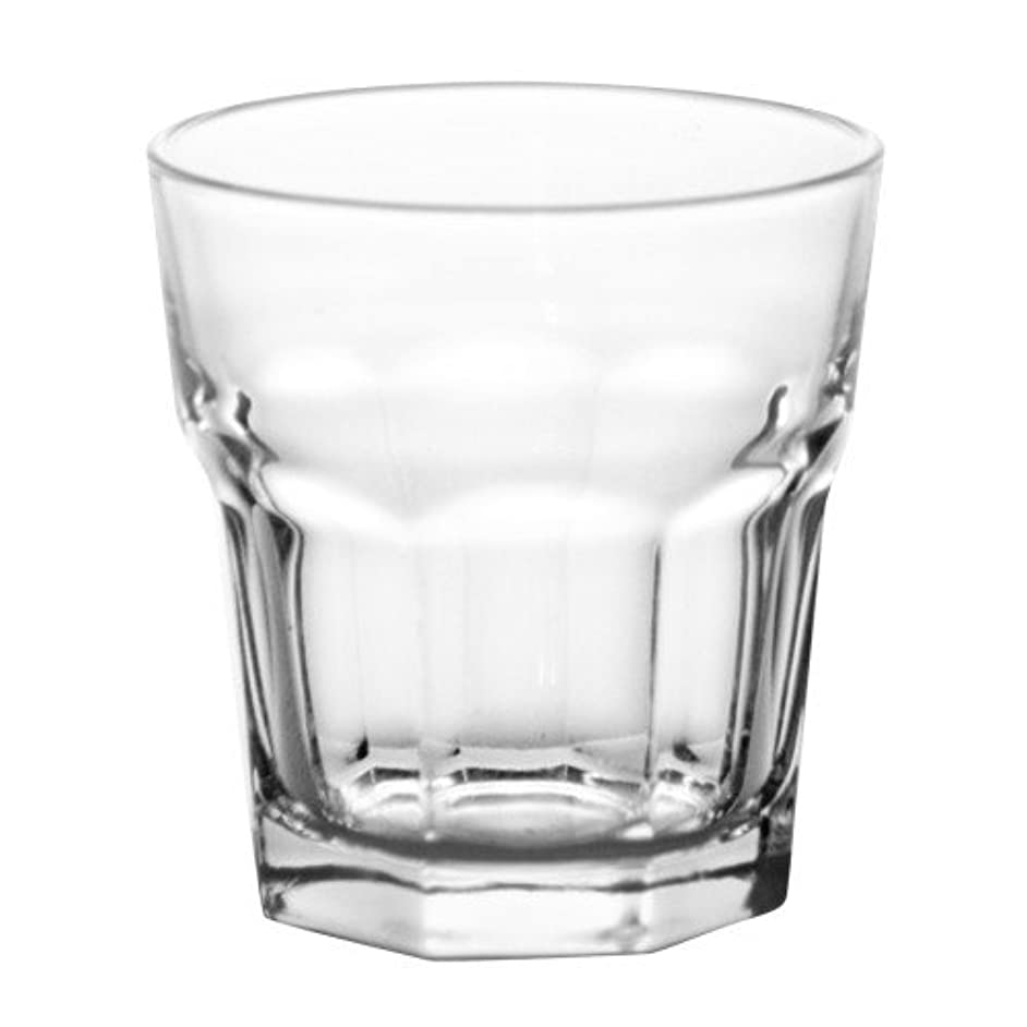 BarConic 8 oz Alpine Rocks Glass (Pack of 6)