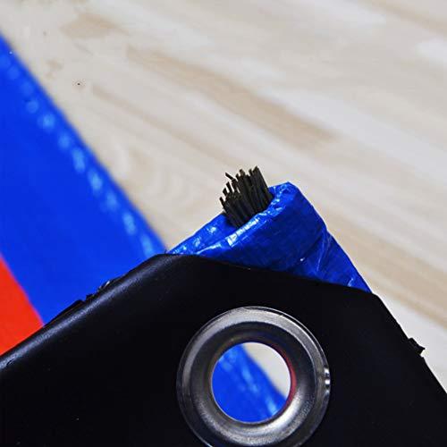 F-S-B Waterdicht zeil Dik zeil plastic zeil voor terras dak waterdicht zonnezeil doek schuilplaats