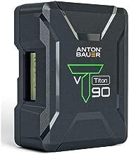 Anton Bauer Titon 90 14.2V 92Wh V-Mount Lithium Ion Battery