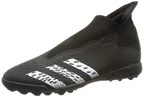 adidas Predator Freak .3 LL TF, Scarpe da Football Uomo, Negbás Ftwbla Negbás, 41 1/3 EU