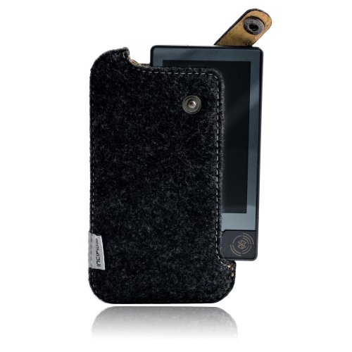 Incipio Zune HD Underground Felt Sleeve Case (Charcoal)