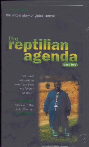 The Reptilian Agenda, Part 2