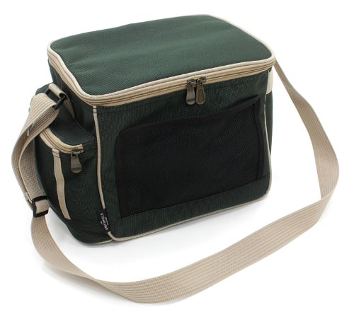 The Greenfield Collection CB001H luxe vederlichte koeltas 15 Liter