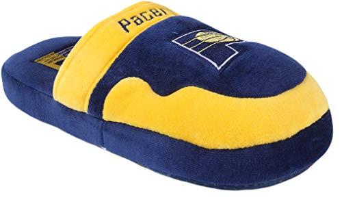 Comfy Feet Indiana Pacers NBA Scuff Slip On Slipper - Medium