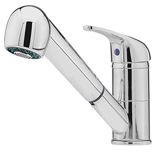 Niederdruck Wasserhahn Küche Spültisch Brause Armatur Küchenarmatur 64
