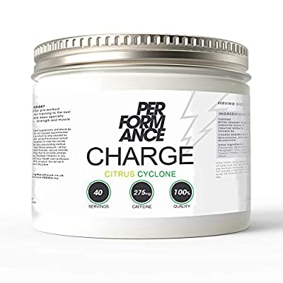 Bodybuilding Warehouse Performance Charge Supplement, Citrus Cyclone