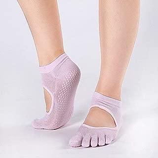 Lady's Socks Cotton Socks Socks Toe Wuzhi Socks Yoga Yoga Dance Sport