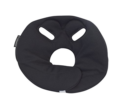 Maxi-Cosi Kopfstützkissen, komfortables Kopfkissen für Ihr Baby, passend für die Maxi-Cosi Babyschalen Pebble, Pebble Plus, Pebble Pro, nutzbar ab ca. 4 Monate, schwarz