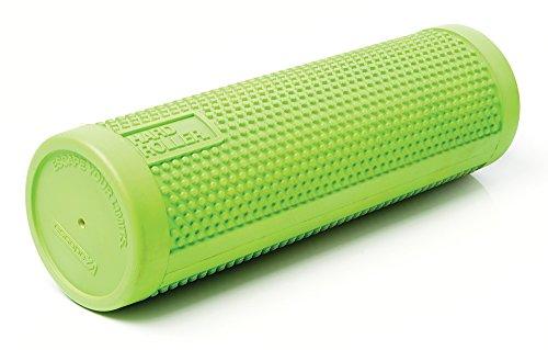 Escape Fitness Ultra Flex Hard - Cilindro de gomaespuma para Fitness, Color Blanco, Talla 45.7 x 14.9 cm