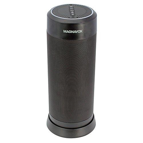 Magnavox - Interactive Amazon Alexa Voice Activated WiFi Bluetooth Wireless Speaker