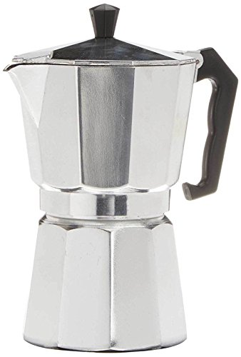 Espressokocher 3 Tassen Aluminium