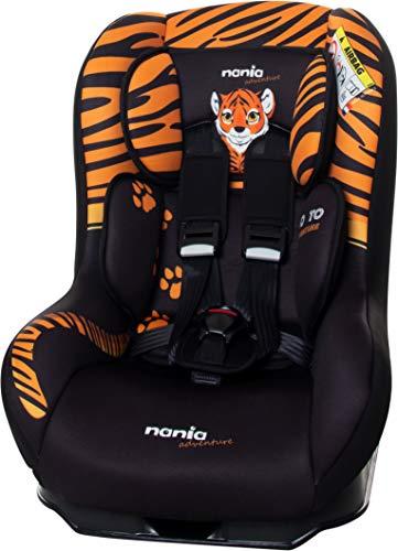 Osann 101-113-281 Safety Plus Babyautositz Reboarder Gruppe 0/1 (0-18 kg) Tiger