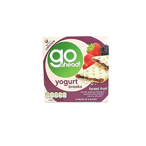 Go Ahead Yoghurt Breaks Forest Fruit 5 per pack