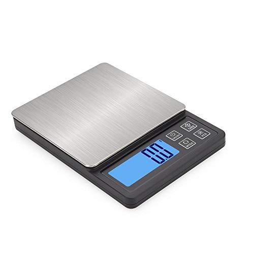 Báscula digital de bolsillo de 600g 1 / 3Kg para joyería,
