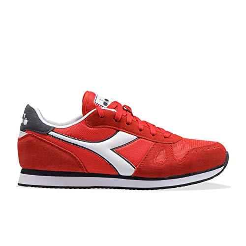 Diadora - Sneakers Simple Run para Hombre (EU 43)