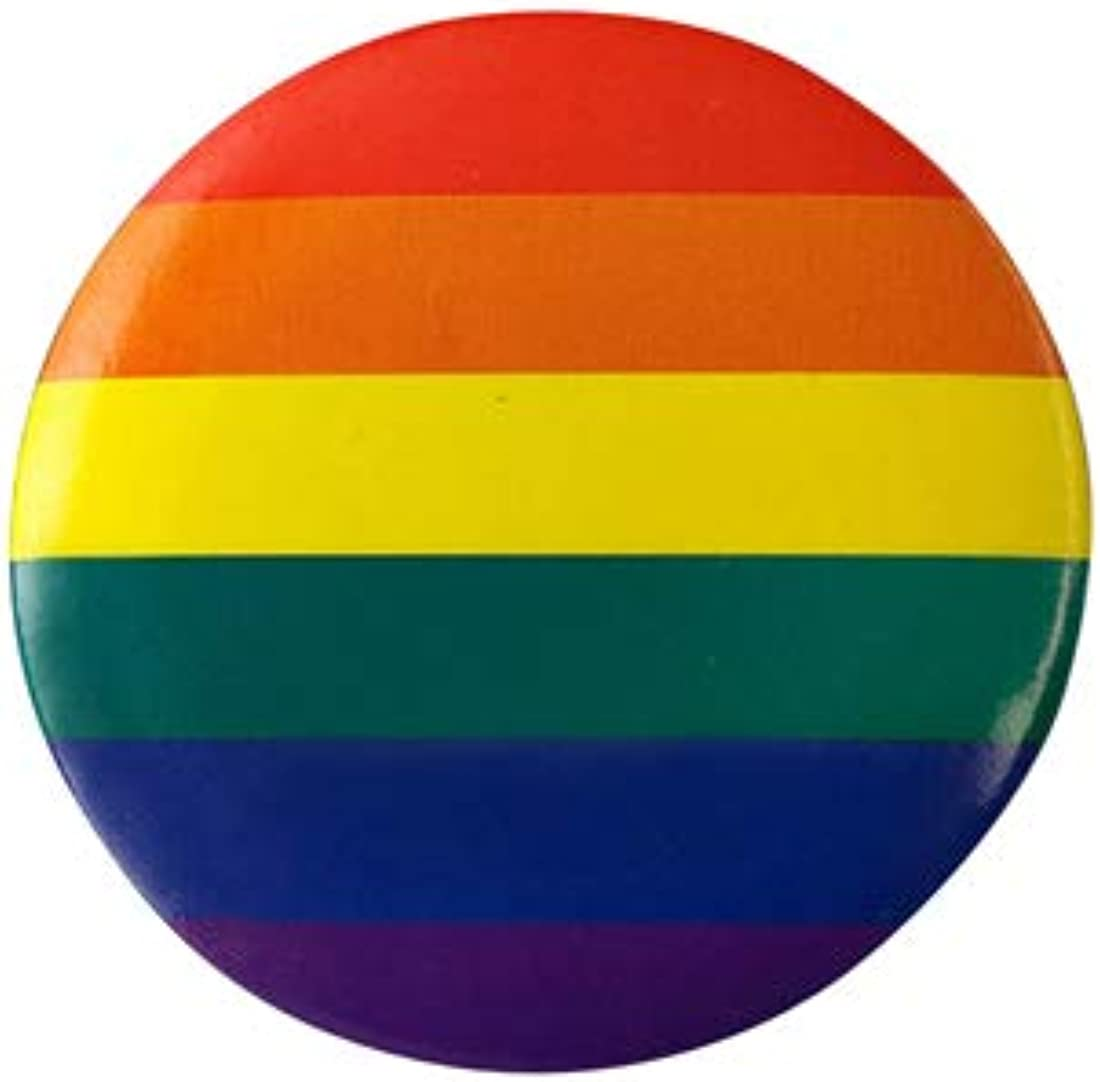 Dealing full price reduction Fundraising For Shipping included A Cause Pride Rainbow LGBTQ+ Prid for Gay Pins