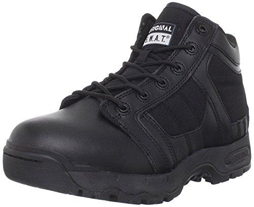 Original S.W.A.T. Men's Metro Air 5 Inch Side Zip Tactical Boot,Black,10.5 W US