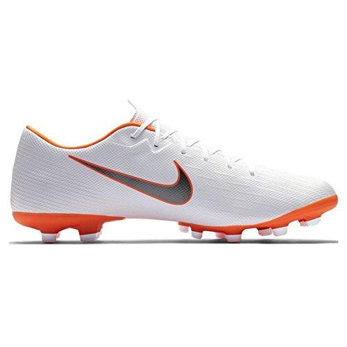 Nike Unisex-Erwachsene Mercurial Vapor 12 Academy MG AH7375 107 Fußballschuhe, Mehrfarbig (Indigo 001), 45.5 EU