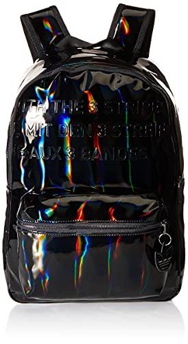 adidas BP PU IR Sac à Dos de Sport Femme, Black, FR Unique (Taille Fabricant : NS)