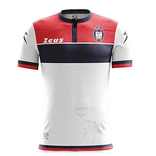 Maglia Ufficiale 2016/17 Crotone Calcio Away Zeus, XL