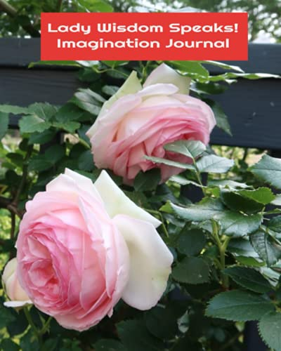 Lady Wisdom Speaks! Imagination Journal: Envisioning the Wise Words of Wisdom