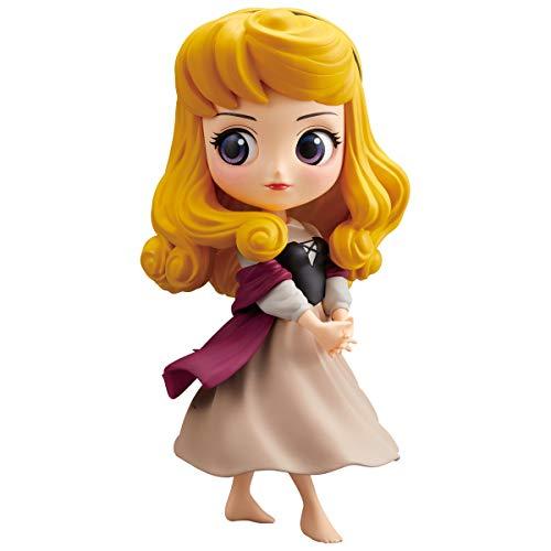 Disney Princesa Aurora Figura QPOSKET Alicia Maravillas 14 CM, Multicolor (1)