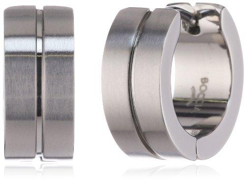 Boccia Titanium Scharnier-Creolen 0503-02