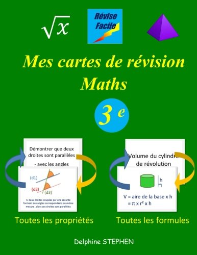 Mes cartes de révision Maths 3e