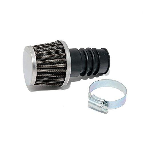Luftfilter (Metallgewebe) 15mm für Puch Maxi Mofa