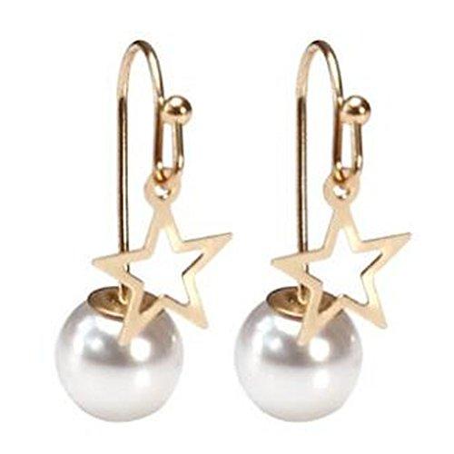 1 paire belle boucle d'oreille femmes oreille Stud mode boucles d'oreilles filles mignon boucle d'oreille -A16