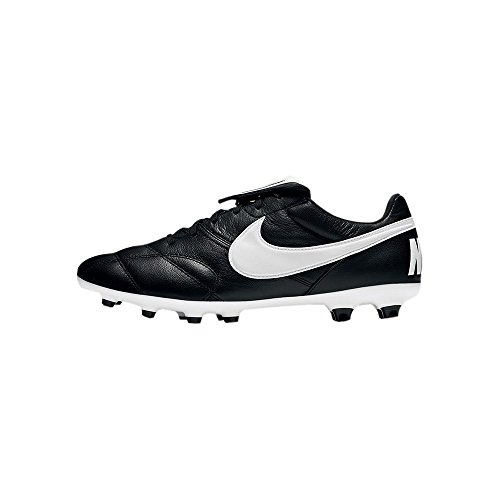 Nike Premier Ii Fg, Zapatillas de Fútbol para Hombre, Negro (Black/white-black 001), 40.5 EU