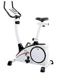 Christopeit exercise bike AL 1, white, 11061