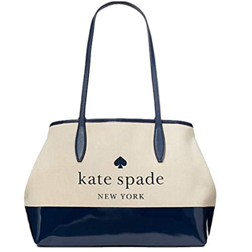 Kate Spade Street Logo Side Snap Tote