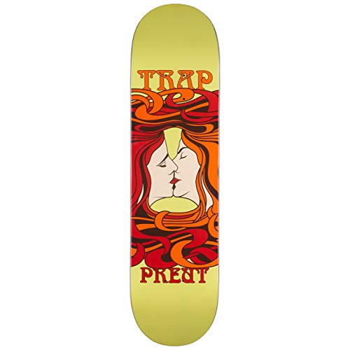 TRAP Skateboard Deck Stil Preut 8.5