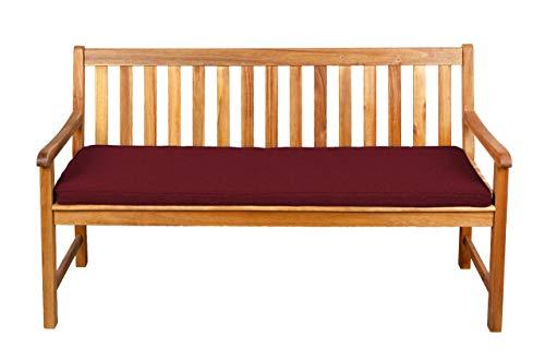 gutekissen Sitzkissen für Bank, Gartenschaukeln, Sitz, glatt.