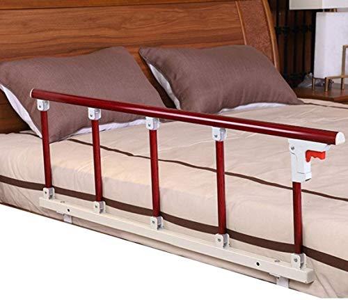 RXL Sicurezza Anticaduta Letto Ringhiera for Anziani E Bambino anticaduta Guardrail Fence Bed deflettore corrimano Pieghevole in Acciaio Inox Portatile (Size : 120x40cm)