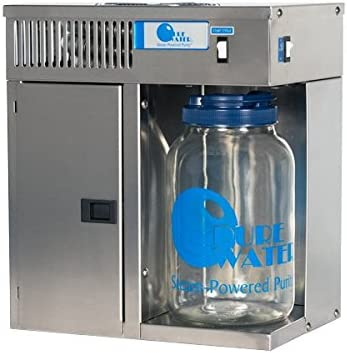 Pure Water Mini-Classic Countertop Water Distiller