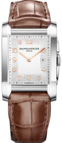 Baume y Mercier Hampton–Reloj de cuarzo para mujer MOA10018por Baume & Mercier