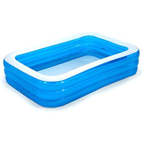 Opblaasbaar Zwembad Kinderen Volwassenen Groot Gezin Drie Lagen Verdikt Buiten Kinderzwembad Zwembad - 180/210/260/310 CM