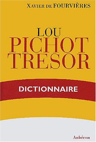 Lou Pichot trésor