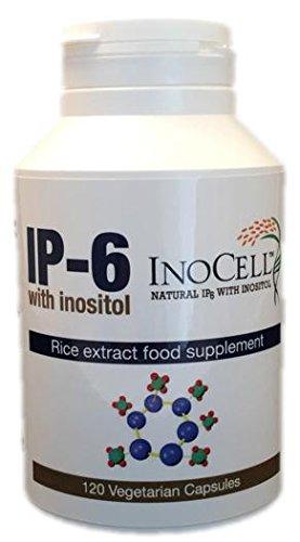 InoCell IP6 with Inositol 120 Vegetarian Capsules