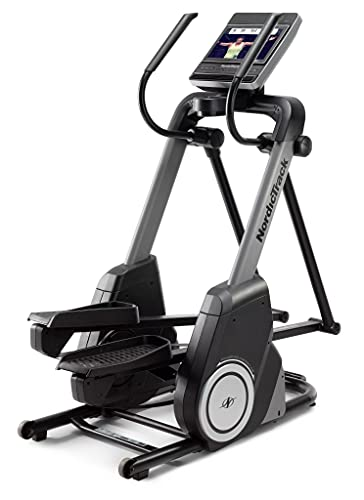 """NordicTrack FS14i FreeStride Elliptical with 14"""" HD Touchscreen and 12-Month iFit Family Membership ($396 Value)"""