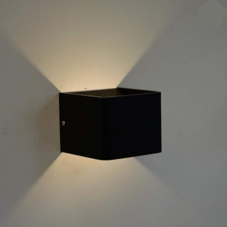 promociones emocionantes Lámpara de parojo,Lámpara parojo,Lámpara parojo,Lámpara de parojo de aluminio giratoria de doble cabezal ajustable dormitorio sala de estar 6W lámpara de parojo cálida  la calidad primero los consumidores primero