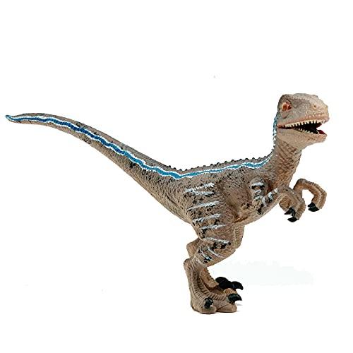 Gemini&Genius Jurassic Dinosaur World Toys Blue Velociraptors Jurassic Dinosaur Park Collectible Action Figure Birthday…