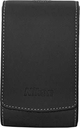 Nikon VAECSS68 Beuteltasche Schwarz Kameratasche/-Koffer - Kamerataschen/-Koffer (Beuteltasche, Nikon, Coolpix S7000, Schwarz)