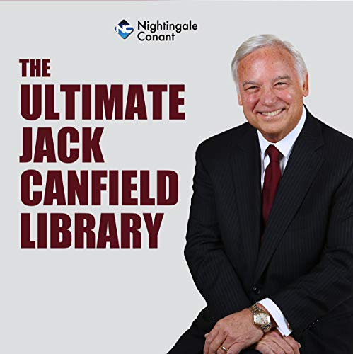 The Ultimate Jack Canfield Library cover art