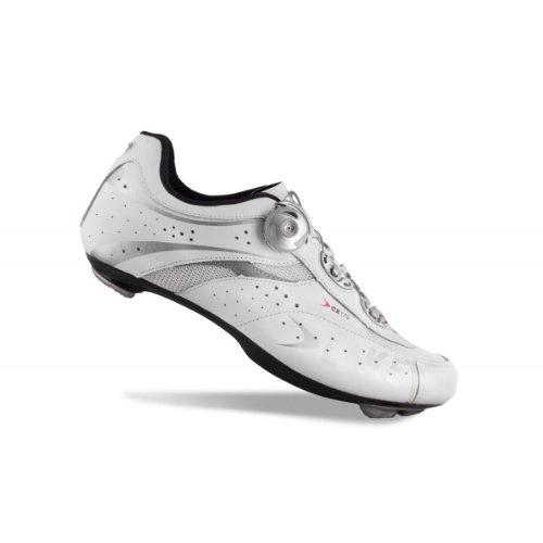 Lake CX175 Rennradschuhe Women weiß/silber Größe 37 2014 Rennrad Schuhe