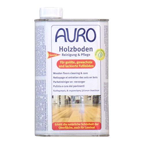 Auro - Detergente per pavimenti in legno (1 x 500 ml)