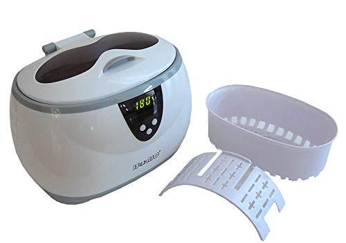 iSonic Digital Ultrasonic Cleaner Model D3800A